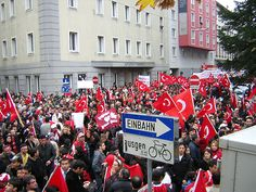 Turkish fans after a football game in Ottakring d.), one of the most multicultural immigrant environments in Vienna. Without Makeup, Life Photo, Vienna, 4th Of July Wreath, Squares, Environment, Fans, Football, Soccer
