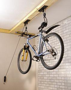 Range vélo, rangement vélo, crochet vélo, support vélo | MOTTEZ