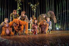 Running Wild :: Open Air Theatre