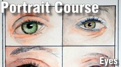 How to Paint Eyes in Watercolour - Online Art Lessons Art Lessons Online, Online Art Classes, Eye Painting, Watercolour Painting, Basket Tv, Painted Baskets, Abstract Animals, Book Art, Painting Lessons