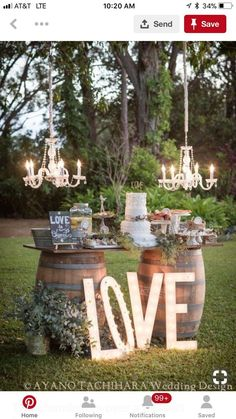 24 rustic wedding decor photos for a beautiful ceremony ❤ More information: www.weddingfo & & The post 24 rustic wedding decor photos for a beautiful ceremony ❤ More information: www.weddingfo appeared first on Wedding. Used Wedding Decor, Outdoor Wedding Decorations, Chic Wedding, Our Wedding, Wedding Venues, Dream Wedding, Crazy Wedding, Wedding Girl, Wedding Reception