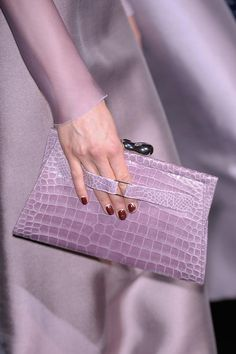 """Giorgio Armani Privé Clutch - """"O Children of Adam Wear your beautiful apparel at every time and place of prayer: eat and drink: but wast not be excess, for Allah loveth not the wasters."""" Surah Araf, 31"""