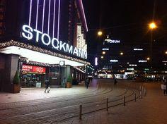 Helsinki: Stockmann