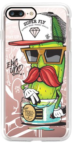 Casetify iPhone 7 Plus Classic Grip Case - Epic Mr. Pickle by Epic Uno #Casetify
