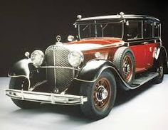 Vintage cars 1900 to 1930s