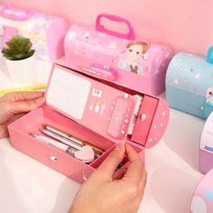 Education Office, Kawaii, Pencil Writing, School Supplies, Bags, Unicorn, Handbags, Dime Bags, Totes