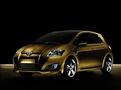 内耳と呼ばれるトヨタ車のブランド、 車 高解像度で壁紙