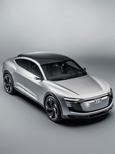 Audi e-tron Sportback Concept - The MAN Lamborghini, Ferrari, Bugatti, Audi Supercar, Audi A8, Audi Quattro, Sexy Cars, Hot Cars, Mercedes Amg