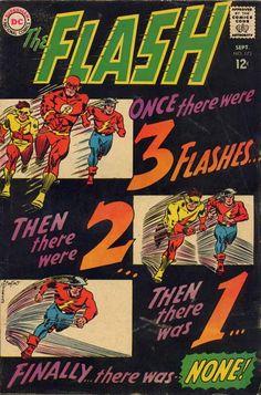 Flash series) DC Comics 1967 Very Good Dc Comic Books, Vintage Comic Books, Comic Book Covers, Comic Book Heroes, Silver Age Comics, Flash Crossover, Series Dc, Flash Comics, Nostalgia