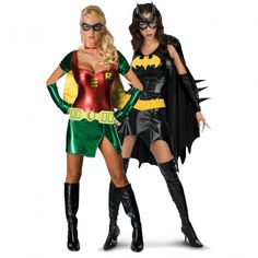 Top Halloween Costumes for Best Friends | Her Campus