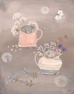 Butterfly at dusk - Lucy Grossmith