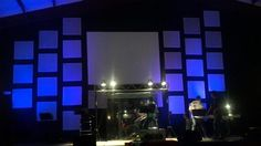 New Stage design   EPIC Church    100 Indian Walk   Lowell NC 28098