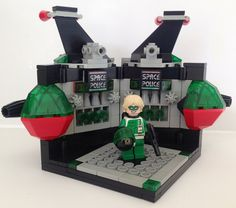 Old friends, new faces: LEGO Space reimagined