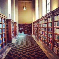 The old part of the Main Branch of the Indianapolis Marion County Public Library is one of my favorite places to meander.
