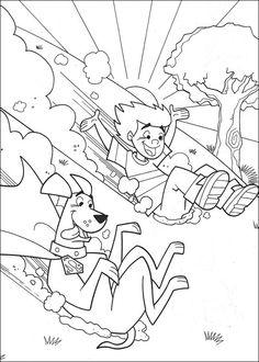 Krypto Fargelegging for barn. Tegninger for utskrift og fargelegging nº 33