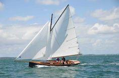 ARCACHON 26 (maquereautier, canot mixte du bassin) - Eric Henseval, architecte naval