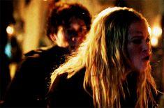 I lose sleep over Bellarke — bellarkegifsdaily: underrated bellarke moments 8/?...
