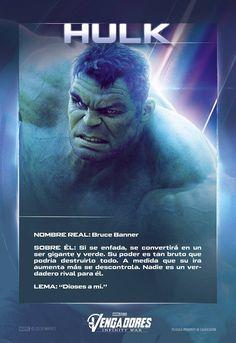 Descripción de Hulk