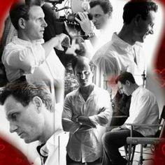 B/W Tony of Birthday Collage for March 2015 Birthday Collage, Tony Goldwyn, March, Mac