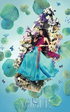 One Dream… Vogue Korea                                                                                                                                                                                 More