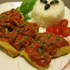 Indian Tomato Chicken Allrecipes.com