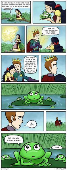 The Frog Prince - Neatorama