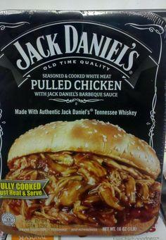 Jack Daniel's pulled chicken recipe.