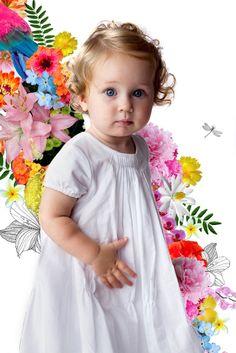 Fox & Finch Baby Princess Mimi Dress - Designer Baby Clothes