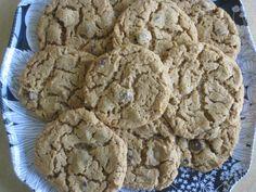 Simply Scratch » Flourless Peanut Butter & Chocolate Chip Cookies