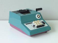 designed by Marcello Nizzoli, 1960 Calcolatore Olivetti