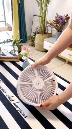 Home Gadgets, New Gadgets, Gadgets And Gizmos, High Tech Gadgets, Electronics Gadgets, Diy Crafts Hacks, Diy Home Crafts, Craft Tables With Storage, Stand Fan