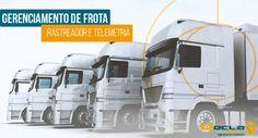 O gerenciamento de frota em uma empresa é imprescindível para a administração das atividades envolvendo os veículos.#Declatrack