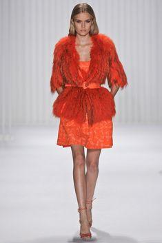 J. Mendel Spring 2013 Ready-to-Wear Fashion Show - Josephine Skriver