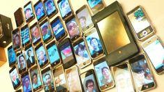 La mitad de los móviles serán smartphones en 2013.