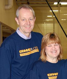 In March 2014, Oak Brook Park District's annual Choose to Lose program ended with spectacular results. In just 8 short weeks, the program's dedicated participants shed 819 pounds.