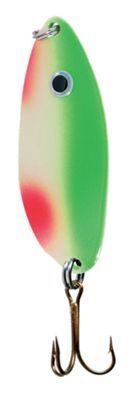 Bass Pro Shops Flashy Times Spoon - 2/5 oz. - Glow/Green/Red