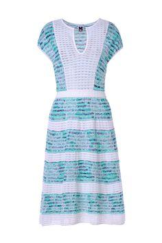 M-Missoni - ROSE JACQUARD DRESS