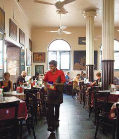 Leopold cafe, Mumbai A landmark Mother India, Mumbai City, India Colors, Nepal, Dream City, Varanasi, South India, City Photography, India Travel