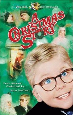 A Christmas Story - my all time favorite Christmas movie!