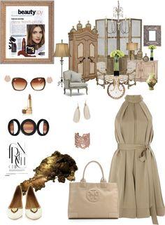 """Beauty Spy: French Girl Chic"" by monica-jordan on Polyvore"