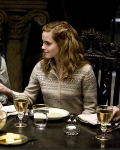 """Emma in """"Harry Potter And The Half-Blood Prince"""""""