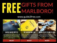 FREE Multi-tool, Adventure Log, or Water Bottle - http://www.guide2free.com/food-and-drink/free-multi-tool-adventure-log-or-water-bottle/