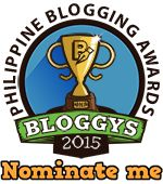 Exquisite Beauties: This Blog Got Nominated at the Bloggys 2015