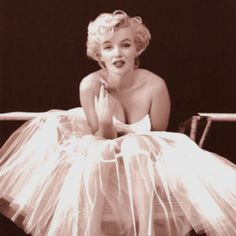 ~Marilyn Monroe~ photograph by Milton Greene