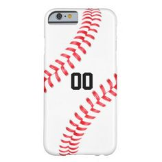 Custom Baseball iPhone 6 Case #iphone6 Pre-orders now available!