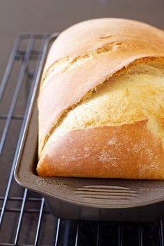 Sandwich bread.