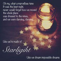 Starlight- Taylor Swift