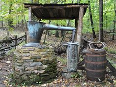 Making Moonshine in the Mountains - BlueRidgeCountry.com