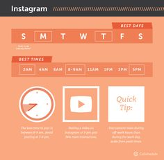 Best Times To Post On Social Media According To 20 Studies #socialmediamarketing #socialmedia