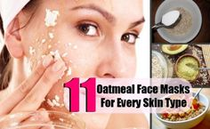 11 Outstanding Oatmeal Face Packs And Masks For Every Skin Type